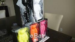 KAWS What Party Figure COMPLETE SET ALL 5 COLORS