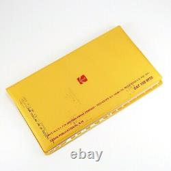 Kodak Color Print Viewing Filter Kit Complete Set of 6 Cards with Folder R-25