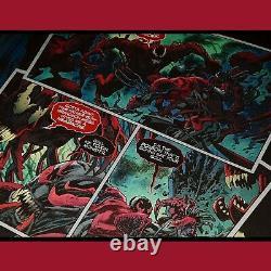 Marvel Comics CARNAGE #1-16 Book Lot Conway Perkins Complete Series Full Run Set