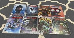 Miles Morales Spider-Man 1-24 Complete Run Set Lot Marvel Variants + 6 Starling