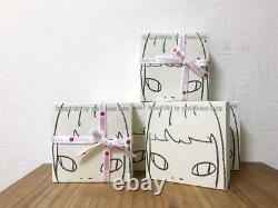 NARA YOSHIMOTO Gummi Girl 5 Colors Complete set Interior Object Gummy Candy NEW