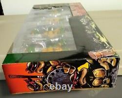 NECA 2008 Teenage Mutant Ninja Turtles B&W & Color Comic-Con Sets COMPLETE
