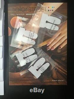 NEW Color Street Nails FALL BUNDLE! Complete Collection 16 Sets! Ships FREE