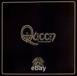 NEWithSEALED QUEEN The Studio Collection (180g Colored 18 LP Box Complete Set)