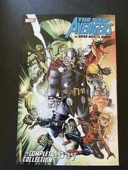 New Avengers Bendis Complete Collection TPB Set 1 2 3 4 5