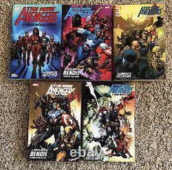 New Avengers Bendis Complete Collection TPB Set 1 2 3 4 5 6 7 Marvel Dark Reign