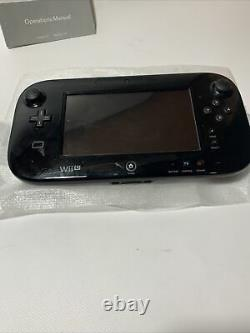 Nintendo Wii U, WUP-101, 32GB, Console Deluxe Box Set CIB Complete Tested