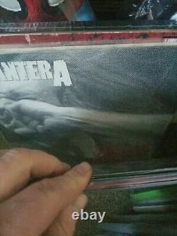 Pantera The Complete Studio Vinyl Album LP 1990-2000 Box Set 5 Color 45