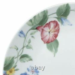 Pfaltzgraff 32 Piece Colorful Butterfly Garden Dinnerware Set Service for 8 NEW