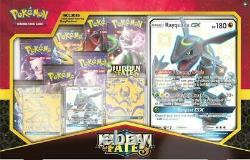 Pokémon POK80392 TCG Hidden Fates Premium Powers Collection(Mixed Colors)
