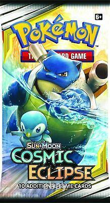 Pokémon POK80589 TCG Sun&Moon 12 Cosmic Eclipse Booster Display(Mixed Colors)