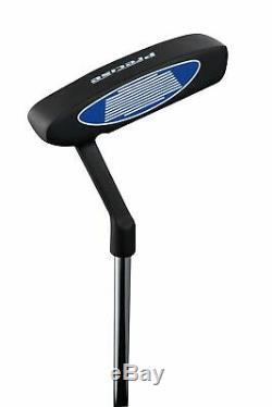 Precise S7 Men's Complete 18 Piece Golf Club Package Set 2 Colors & 2 Sizes
