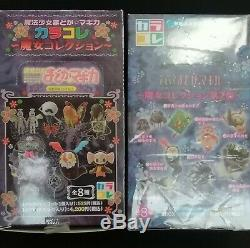 Puella Magi Madoka Magica Color Colle! Witch Collection complete Set Homulily