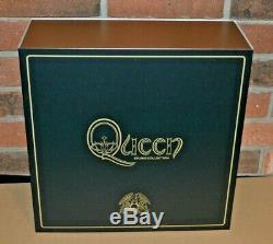 QUEEN Complete Studio Album Collection, Ltd 180G COLORED VINYL BOX SET New