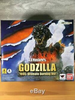 S. H. MonsterArts Godzilla & Destroia complete Special Color Ver. Set Japan