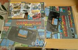 SEGA Game Gear Micro 4 Color Complete Set limited Japan Brand New & Sealed