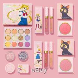 Sailor Moon Colour Pop Complete Collection Set Confirmed Order