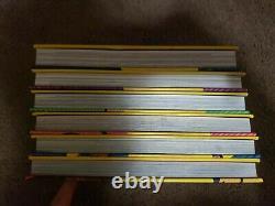Scott Pilgrim Full Color Hardcover COMPLETE SET Volumes 1-6 Oni Press