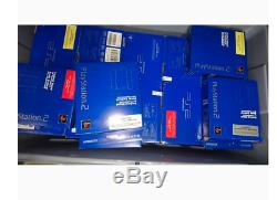 Sony PlayStation 2 European Automobile Color Collection Complete 5 Color set