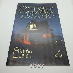 Stray Dogs #1 2 3 4 & 5 Complete Cover A 1st Print Set Image Comics 2021