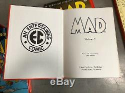 The Complete MAD EC Library Box Set with Slipcase Russ Cochran 1986 Color Version