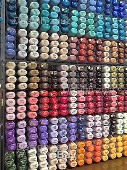 Too Copic Sketch Premium Artist Marker Pens assorted 72 Color Set F/S EMS MIJ