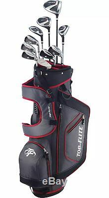 Top Flite XL 13-Piece Complete Golf Set with Bag Right Handed 2020 Pick Color
