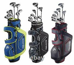 Top Flite XL 13-Piece Complete Golf Set with Bag Right Handed 2021 Pick Color