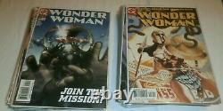 Wonder Woman V2 #195-226 100% complete set Rucka run Infinite Crisis Flash 214