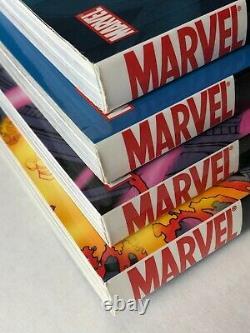X-Men Age of Apocalypse Complete Epic Vol 1 2 3 4 TPB/Graphic Novel Lot Marvel