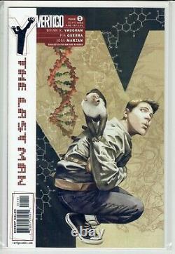 Y The Last Man #1-60 Complete Series DC Vertigo Brian K Vaughan Fx Series Nm Set