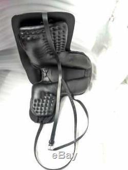 18 Pouces Dames Side Saddle Noir Couleur Ensemble Complet