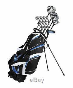 18 Précise Complete Piece S7 Men Golf Club Forfait Set 2 Couleurs Et 2 Tailles