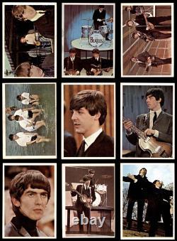 1964 Topps Beatles Color Complete Set Premier 6.5 Ex/mt+