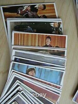 1964 Vintage Beatles Color Cards Card Set Of 64 Cards Complete Set