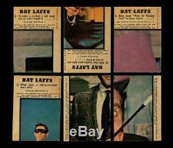 1966 Batman Couleur O Pee Chee Complete Set 55/55