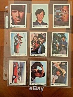 1967 A & Bc Gum Monkees Couleur Proche Complete Set Nm Condition! Voir Scans