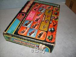 1973 Smash Up Derby Ensemble Édition Multi-couleur Complète Kenner Ssp