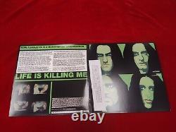 2011 Type O Négatif None More Negative Colored Vinyl 6 Lp Box Ensemble Complet