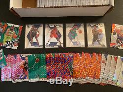2019-20 Mosaic Base Complete 300-card Set + 60 Asst. Couleur & Inserts Zion Ja