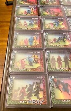 2019 Marvel Premier Semi Complete Color Box Set 44 Sur 45 Cartes Sp Ssp