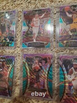 2019 Select Basketball Tri Color Ensemble Complet 1-200