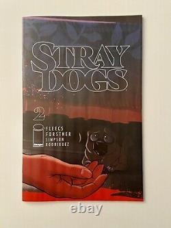 (2021) Stray Dogs #1 2 3 4 5 Ensemble Complet De 1re Impression! 1-5! C'est Bon.