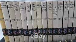 52 Nancy Drew Mystery Livres Complete Set # 1 À 52 Couleur Des Couvertures Illustrées Euc
