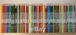 59 Laurentien Crayon De Couleur Crayons De Couleur Coffret Complet Grand Nombre Faber Castell