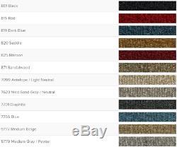 Acc 92-99 Banlieue Complete Moule Chevrolet Set Witho Carpet Heat Events -choisissez Couleur