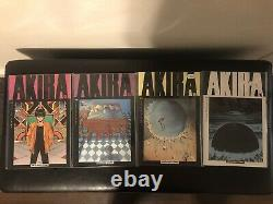 Akira #1-38 Complete Set Epic Comics Couleur
