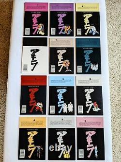 Akira Ensemble Complet #1-38 Epic Comics Katsuhiro Otomo Nice Forme Pics Détaillés