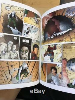 Akira Full Color Ver. Technicolor Ensemble Complet De 6 Volumes Première Édition Rare