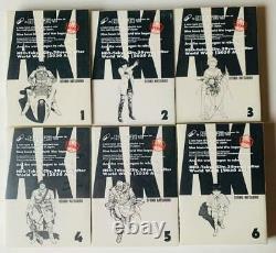 Akira Katsuhiro Otomo Couleur Complète Ver Tous Les 6 Set Complet Première Édition